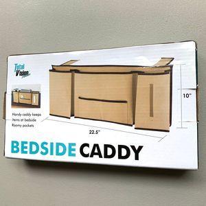 Total Vision Bedside Caddy Side Holder Night time